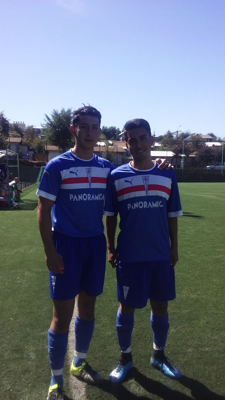 Cristopher Diaz y Samuel Muñoz