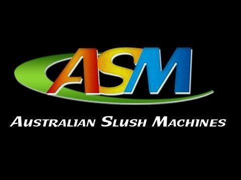 Self Serve Ice Cream Machine ISI 271THS Australian Slush Machines