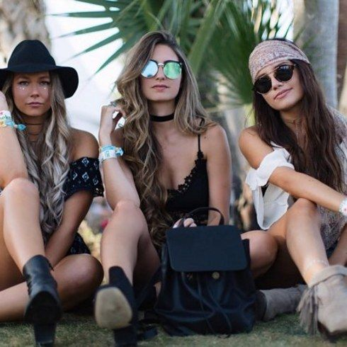 21 Importantes lecciones de moda que nos regaló Coachella 2016