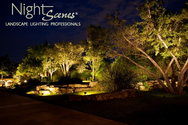 Landscape Lighting By Nightscenes