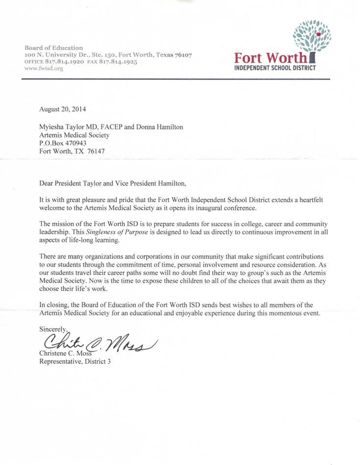 business letter format middle school friendly and smart