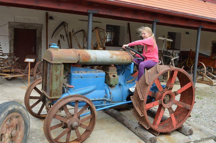 Fordson - 1. sériově vyráběný traktor