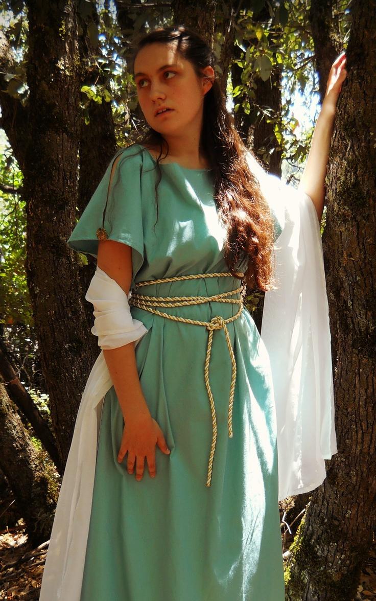 Greek or Roman Costume