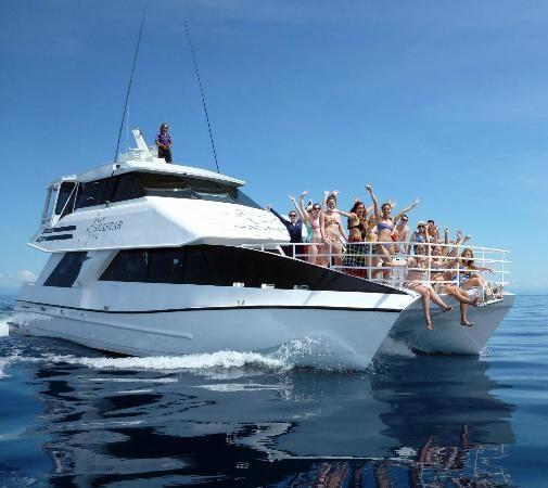 Seastar cruise