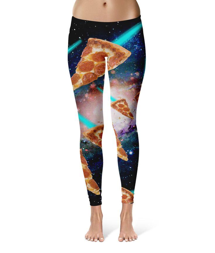 Galaxy Pizza Leggings