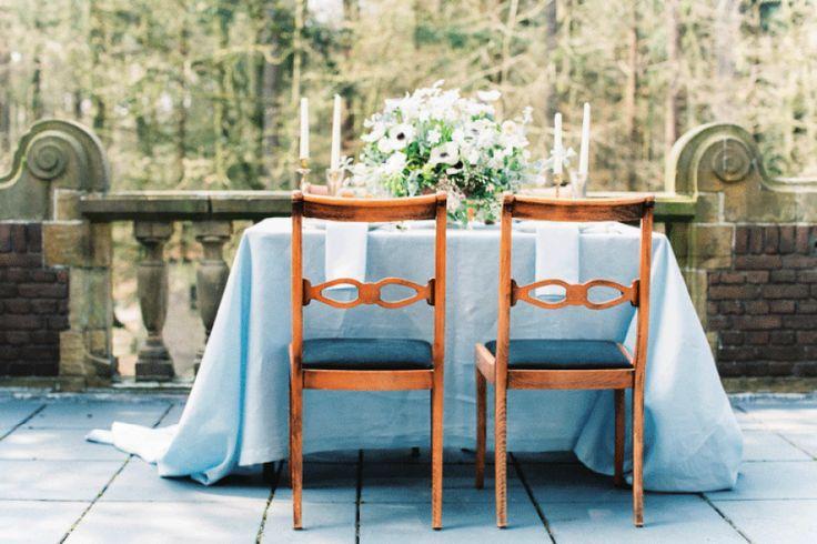 Delft Blue     Wedding Stationery set - design: Leintjes Exclusief    Photocredits: Anouschka Rokebrand