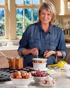 Hollandaise Sauce, Recipe from Martha Stewart's Cooking School,