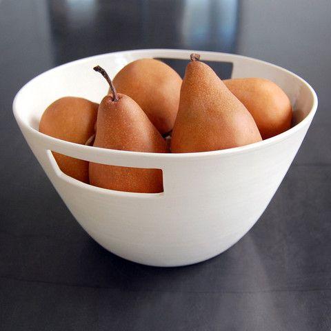 Square Handle Basket | Pigeon Toe Ceramics