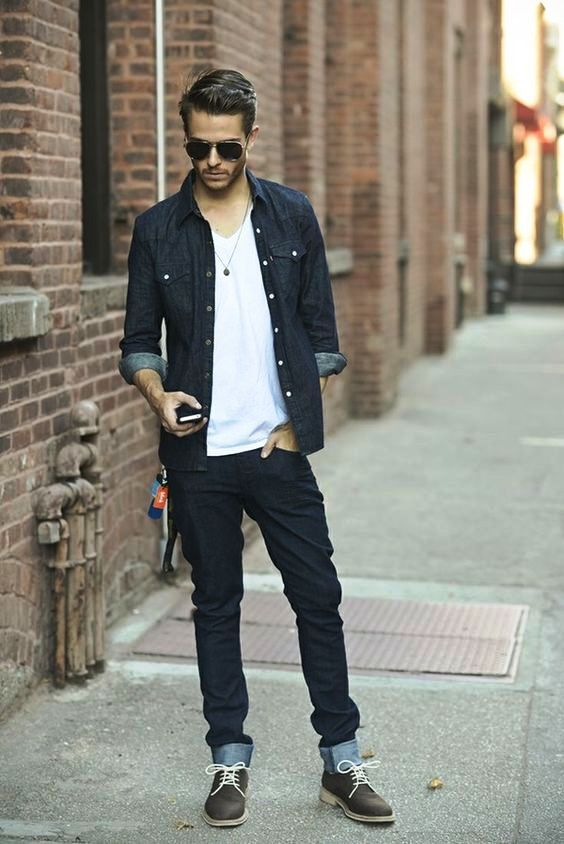 Cool Teen Fashion Looks For Boys 2016