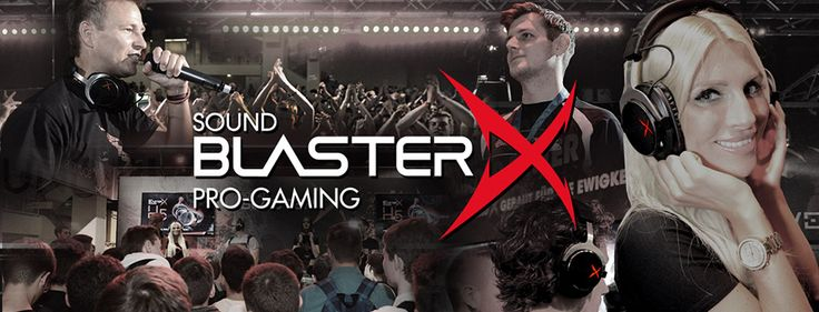 Creative Sound Blaster sound cards, headsets and Sound BlasterAxx speakers for gaming, music & communications | Sound Blaster cards created by Creative SG