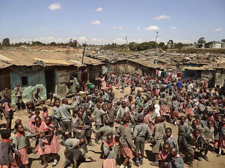 Mathare, Nairobi, Kenya — Valley View School