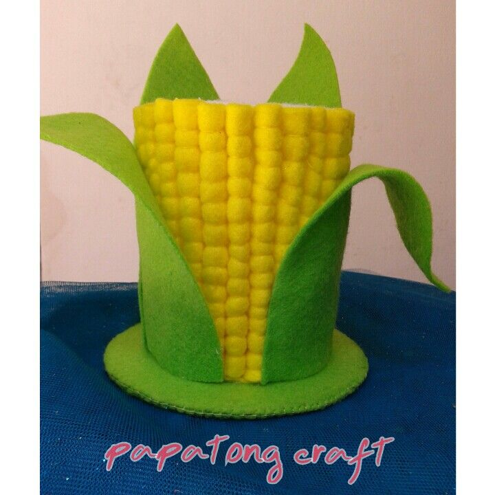 Corn Pencil holder