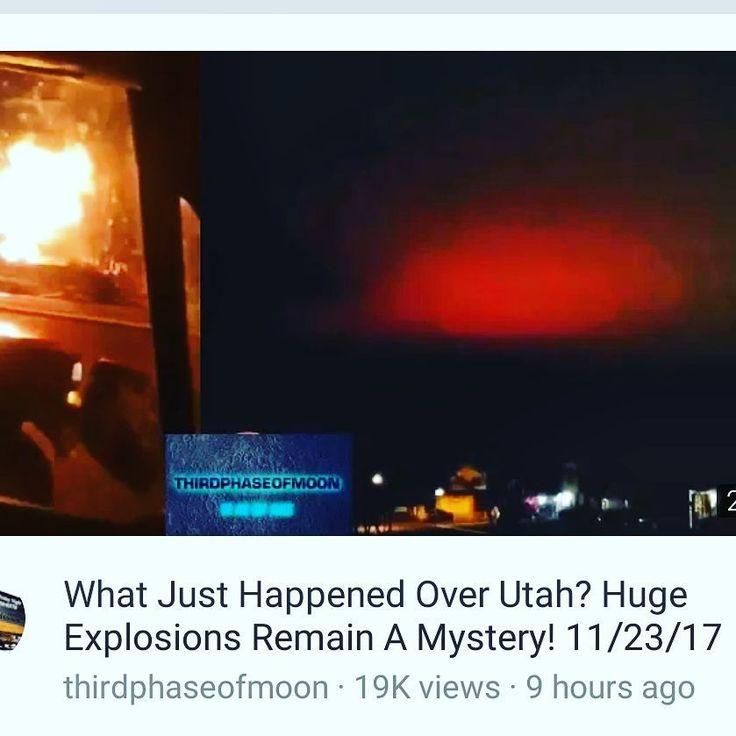 Huge  EXPLOSION Over UTAH ! Remains A MYSTERY News@Www.YouTube/ThirdPhaseOfTheMoon.Com  #longBeach #miamibeach #Texas #pasadena #victorville #losangeles #hollywood #Boston #philadelphia #sanjose #anaheim #SantaAna #ventura #Whittier #Sacramento #beverlyHills #glendale #Arizona #Santamonica #orangecounty #Colorado #chicago #IE #Sandiego #Sanfrancisco #utah #Nyc #irvine #hawaii #NewJersey