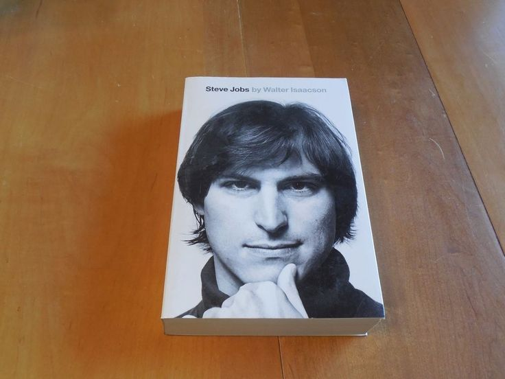 Steve Jobs by Walter Isaacson (2013, Paperback) Biography Autobiography