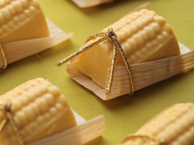 trufa de milho verde