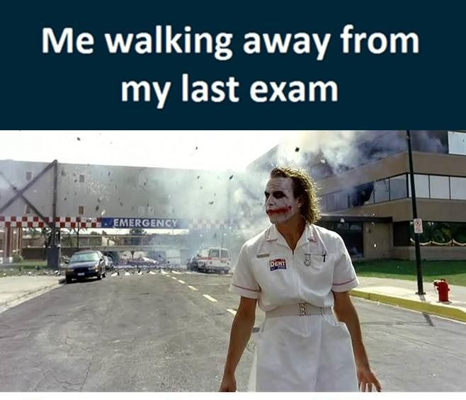 Last Exam, Funny Pictures, Best Quotes