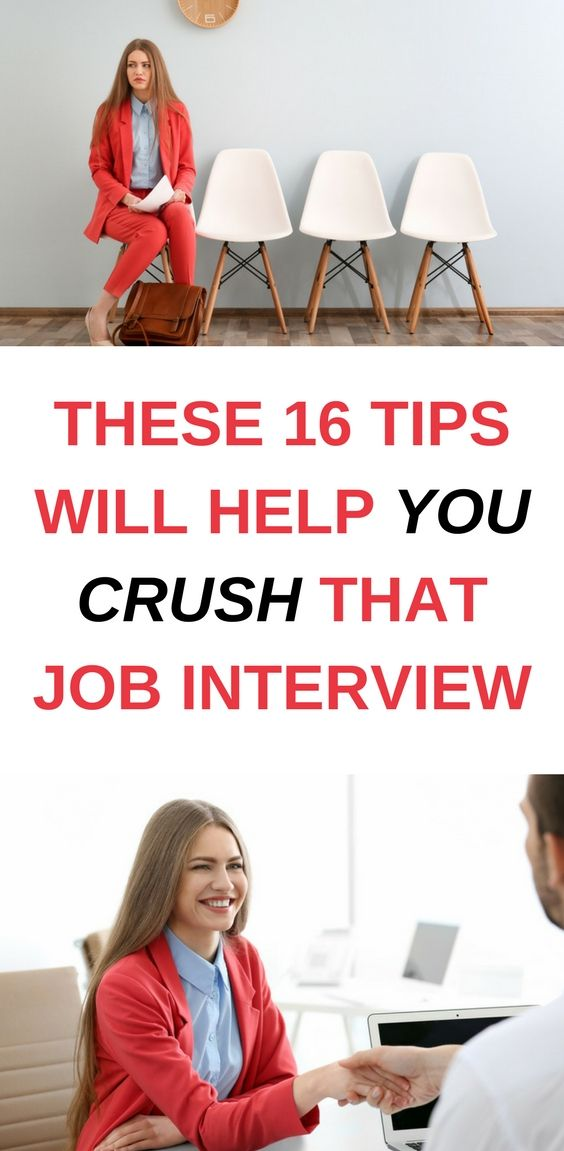 Click through to find out how you can crush your job interview in easy steps. Get the jobs of your dreams. No need to go to an interview feeling like you wouldn't get the job.