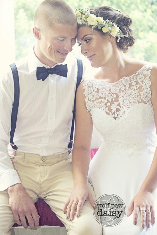 Ruby Gown | Liah Roebuck Bridal 2014. www.facebook.com/... ... Photography: Wolf Paw & Daisy. Mon & Tom