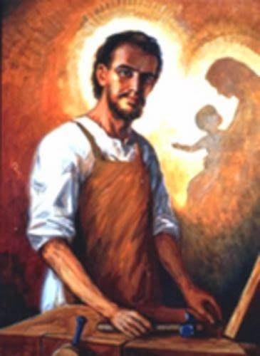 Oracion de NAVIDAD para SAN JOSE OBRERO