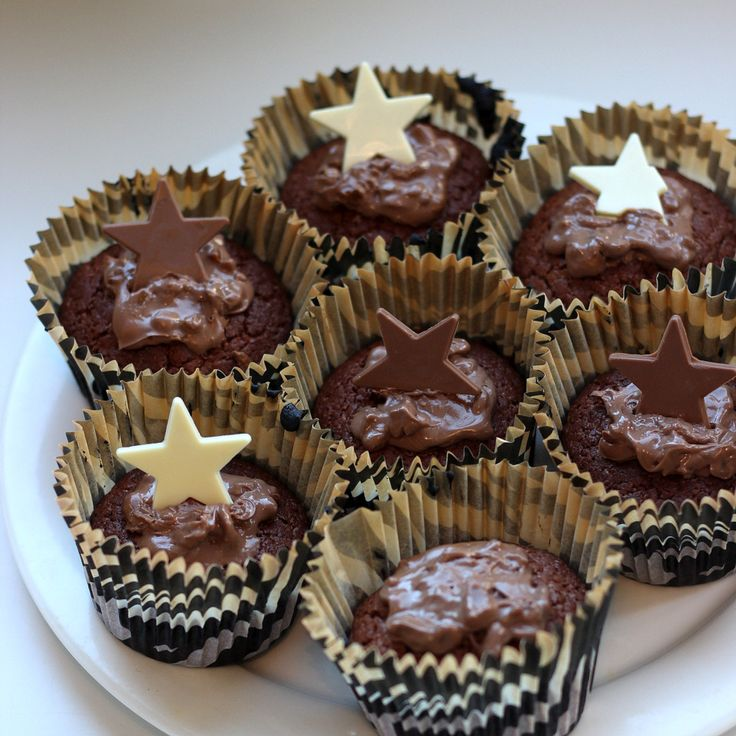Helpot ja nopeat daim-muffinssit