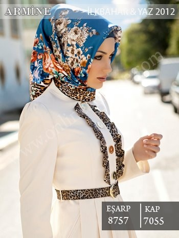 Hijabi and the City: Armine Spring-Summer 2012