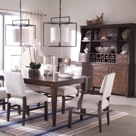 33 best ideas about dining rooms on pinterest country for Dining room tables ethan allen