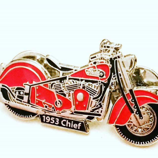How fab are these Indian Motocycle #pins we produced for our client?! #pinbadges #enamelpins #indianmotocycle #indian #design #pins #pingame #pingamestrong