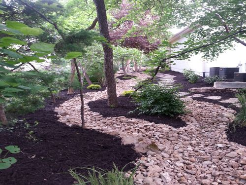 landscaping berms | Photo Gallery - Professional Landscaping and Tree Care Services
