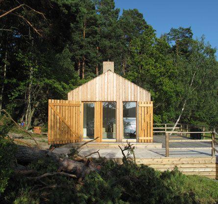 sauna by general architecture