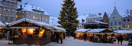 5 Best Christmas Markets in Central and Eastern Europe 2012