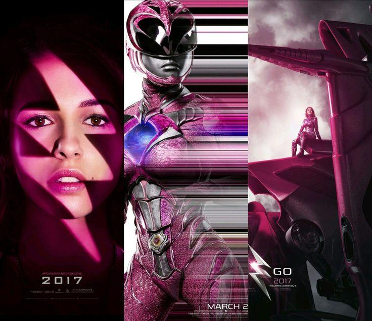 Pink Power Ranger (2017)