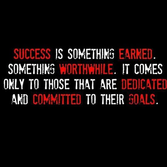 success goals quote quotes motivational pinterest