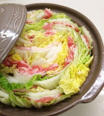 漬物にミルフィーユ鍋♪風邪予防にもいい定番「白菜料理」~アレンジ ...