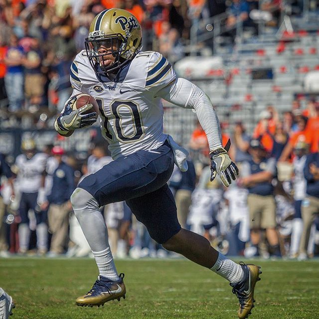 Quadree Henderson is the first All-American returner in #Pitt football history. #H2P