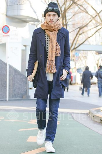 Japanese street fashion blog