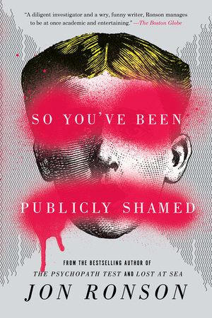 Now a New York Times bestseller and from the author of The Psychopath Test, a captivating and brilliant exploration of one of our world's most underappreciated forces: shame. 'It's about...