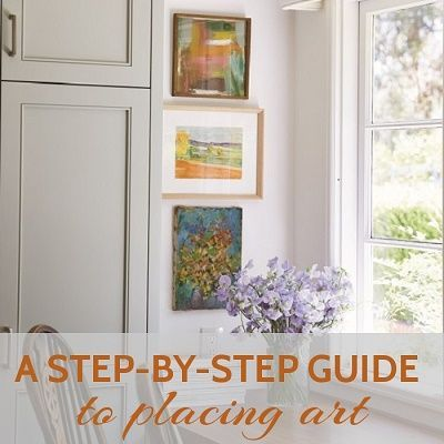 A Step-by-Step Guide to Placing Art. Vintage Interior DesignVintage ...