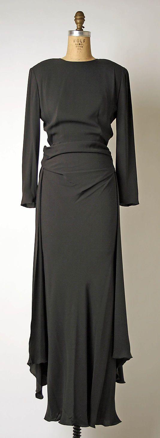 Dress, Evening  Giorgio Armani  (Italian, founded 1974)