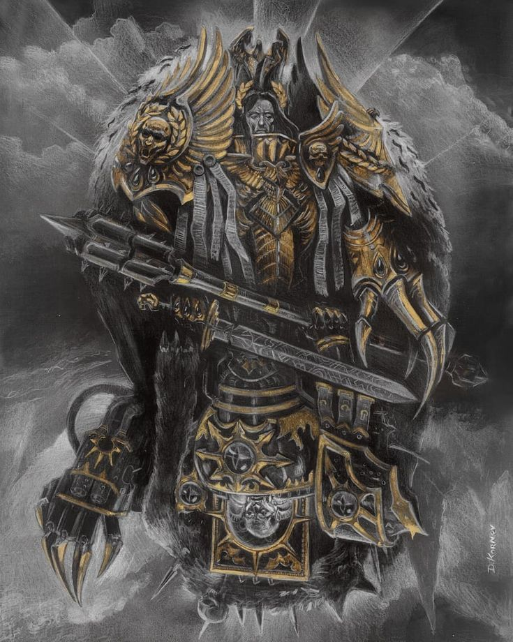 Die Horus-Häresie. Es ist schrecklich, wenn der Erste Sohn gegen seinen Vater aufwächst …