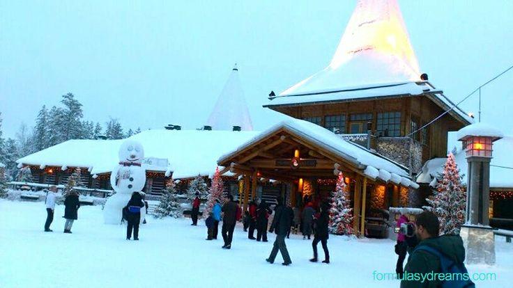 casa de papa Noel  Santa Claus House Rovaniemi Finland