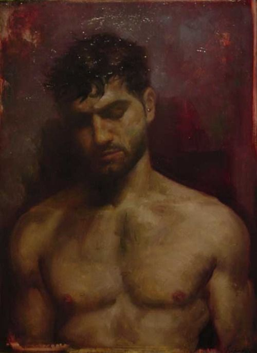 Mikhail Tsakountis - 'Boy from Tel Aviv  (Sam II), 2009 The Greek artist, Michail Tsakountis, is a graduate of the Schola Kalon Technou ( School of Fine Arts) in Athens. His work has been seen in exhibitions in Athens, London and New York.