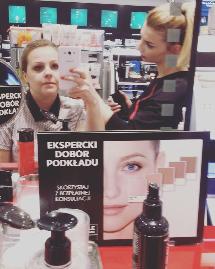 #sephora #sephoramakeupstudio #wherebeautybeats #streetcom_polska Pani Kamila ☺ https://www.instagram.com/p/BHfPYLsBXTf/