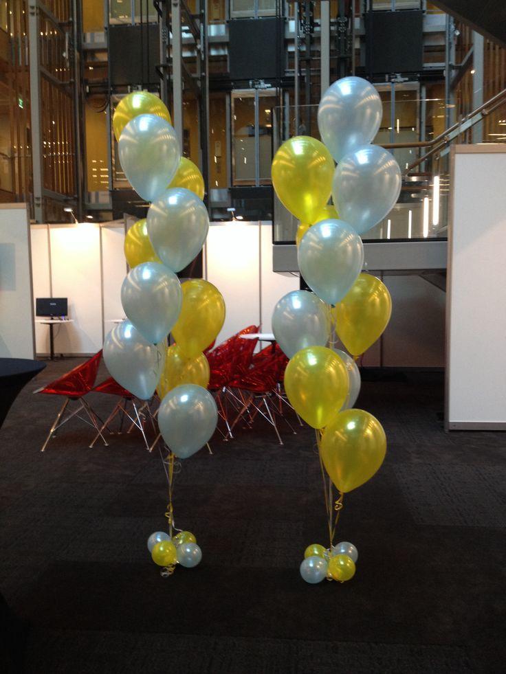 108 best cool colour combinations images on pinterest for Balloon arrangement ideas