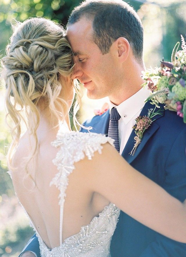 Georgina Harrison Photography This romantic garden wedding has us swooning and itching to head to Alnwick Gardens in Northumberland, England. Dress by Maggie Sottero. See more on Love, Maggie!