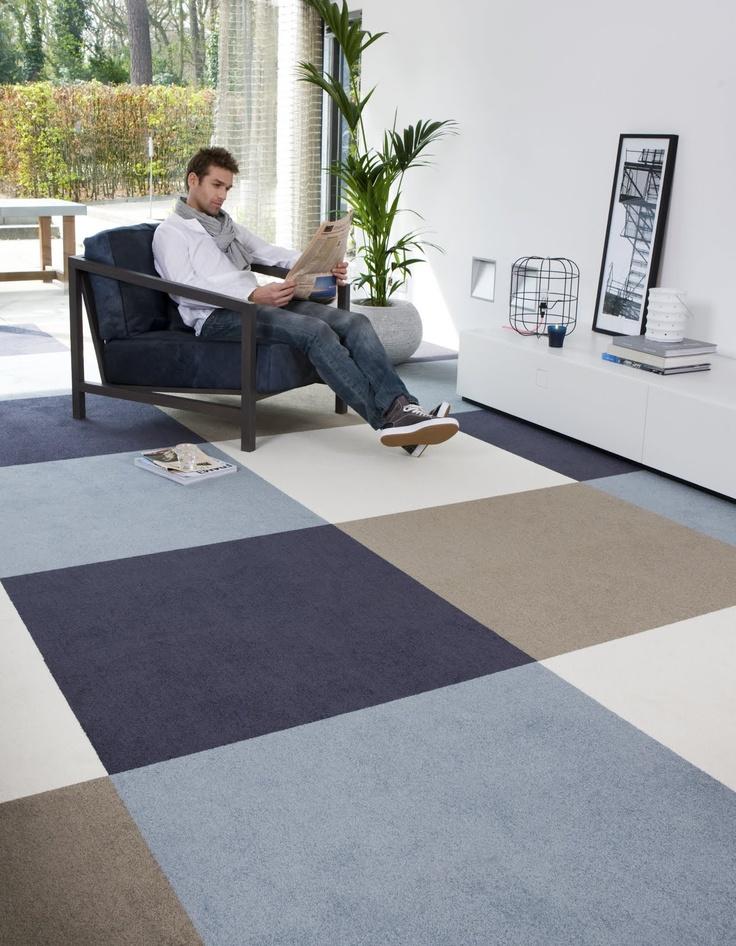 FLOR Carpet Tiles