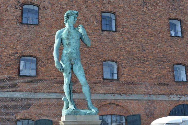 Kopenhagen Michelangelos David
