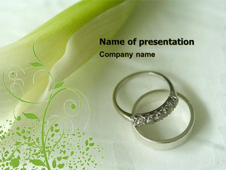 Pin By PPTStar On Weddings Presentation Themes In 2018