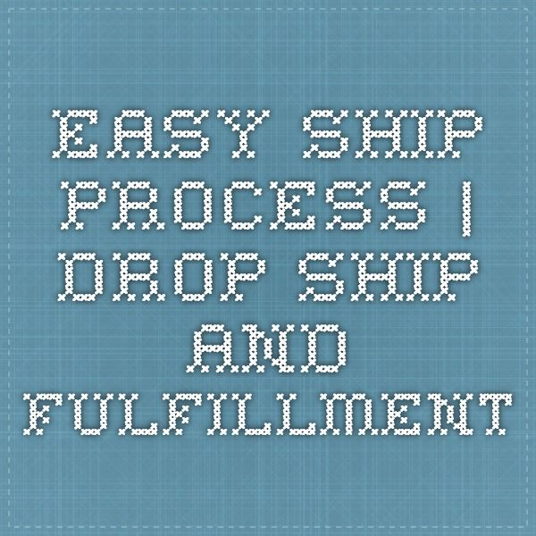 Looking for an easier shipping process? Order fulfillment can help save you time and money, and let you get back to doing what's important for your company. #orderfulfillment