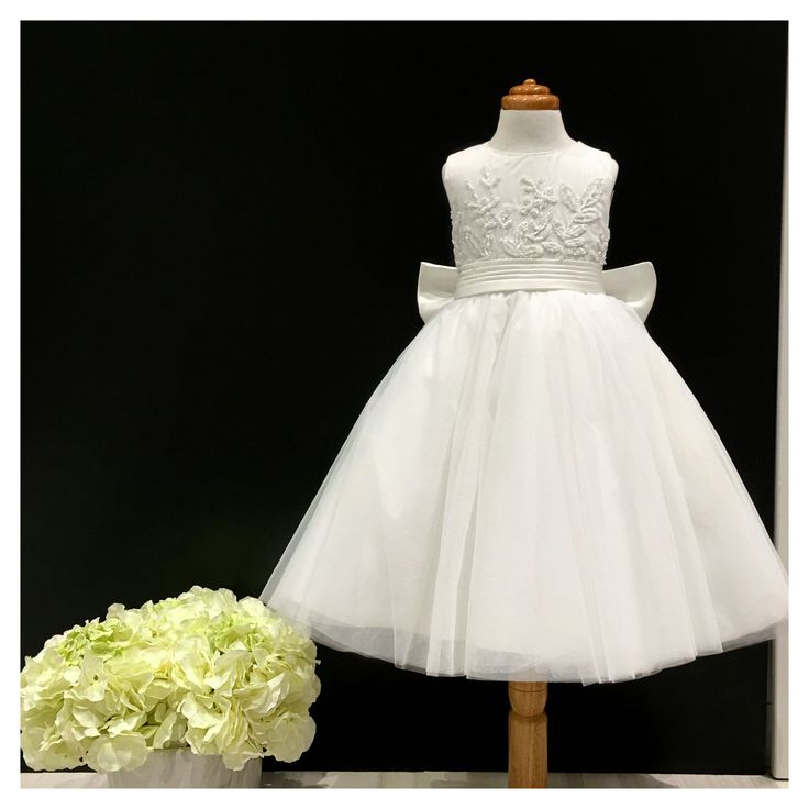 Princess Katie | First Flower Girl Collection • Emerald Bridal