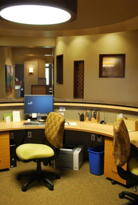 Office Front Desk Design Custom Inspiration Design